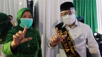 Cak Imin Minta Kader PKB Total Dukung Cucu Pendiri NU di Pilbup Malang