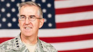 VIVA Militer: Wakil Panglima Angkatan Bersenjata AS, Jenderal John Hayten