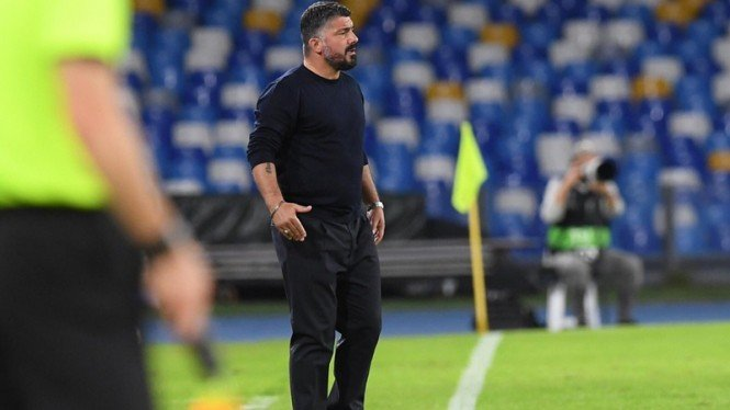 Pelatih Napoli, Gennaro Gattuso