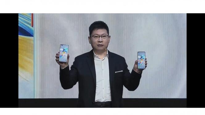 Bos Huawei Richard Yu.