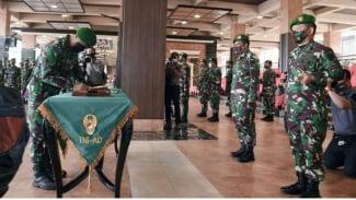 VIVA Militer : KSAD pimpin Alih Kodal Yonzikon 11/DW dari Pusziad ke Kodam Jaya