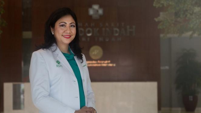 RSPI - dr. Cynthia Rindang Kusumaningtyas, Sp.A