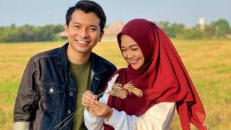 Ria Ricis dan Reza Surya.
