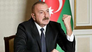 VIVA Militer: Presiden Azerbaijan, Ilham Aliyev