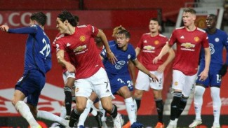 Duel Manchester United vs Chelsea