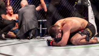 Petarung UFC, Khabib Nurmagomedov.