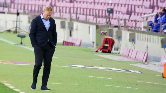 Pelatih Barcelona, Ronald Koeman
