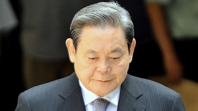 Pemimpin Samsung Group, Lee Kun-hee