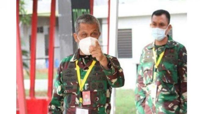 VIVA Militer : Kapuskes TNI Mayjen TNI Tugas Ratmono