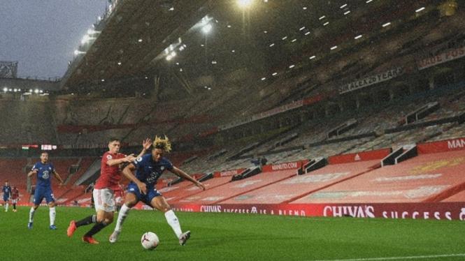 Pertandingan Manchester United vs Chelsea