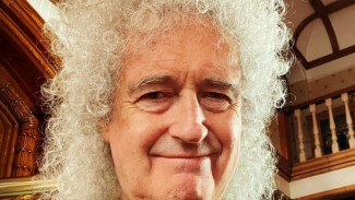 Gitaris Queen, Brian May.
