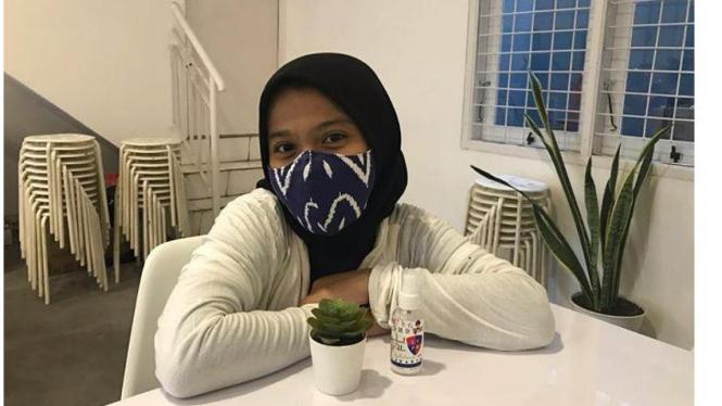 Foto diambil oleh Nita Putri Damayanti ketika sedang berada di salah satu Restoran Bekasi Utara