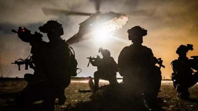 VIVA Militer : Pasukan bersenjata Israel gelar latihan militer besar-besaran