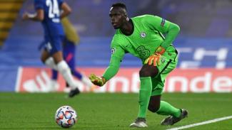 Edouard Mendy Makin Ganas di Chelsea, Kepa 'Kepanasan'