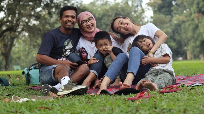 Keluarga Suwardi