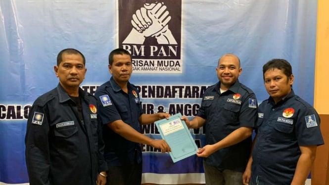 Calon Ketua BM PAN Sumut Ingin Target 3 Besar Nasional Terpenuhi