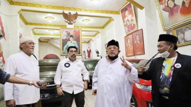 Tokoh Partai Demokrasi Indonesia Perjuangan (PDIP) Mat Mochtar (antara)