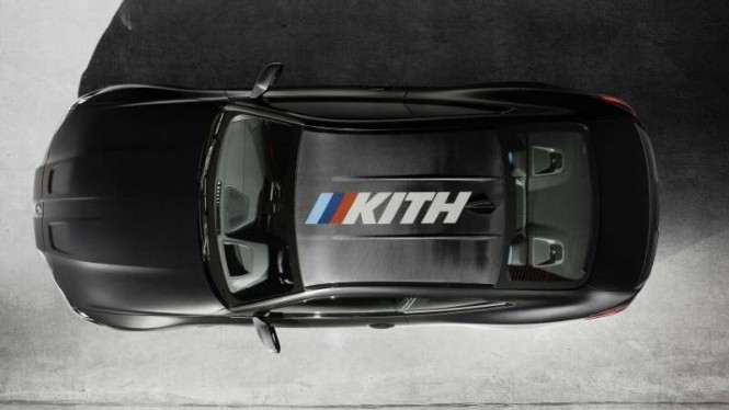 Tampilan BMW M4 Competition x Kith
