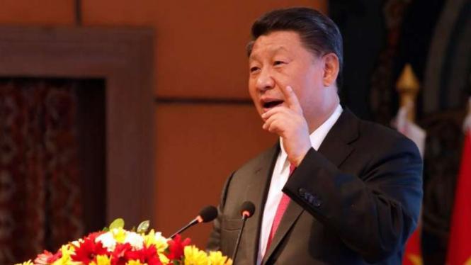 VIVA Militer: Presiden China, Xi Jinping