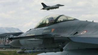 VIVA Militer: Pesawat tempur F-16 Angkatan Udara Turki (THK)