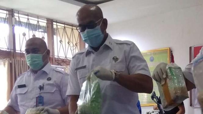 Kepala Badan Narkotika Nasional (BNN) Provinsi Riau, Brigjen Kenedy