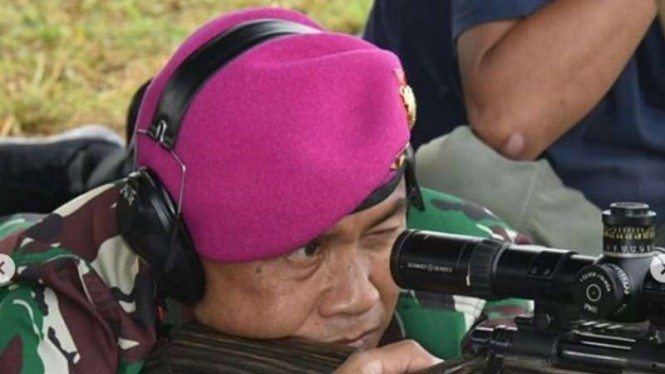 VIVA Militer : Komandan Korps Marinir Mayjen TNI Suhartono