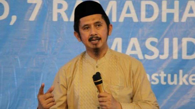 Wakil Sekjen MUI, Muhammad Zaitun Rasmin.