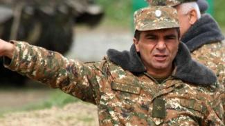 VIVA Militer: Panglima Pasukan Pertahanan Artsakh, Letjen Mikayel Arzumanyan