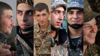 VIVA Militer: Foto-foto prajurit Pasukan Pertahanan Artsakh yang tewas