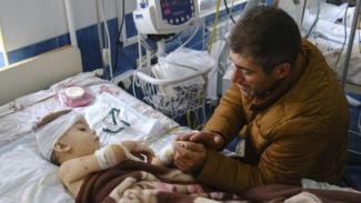 VIVA Militer: Bocah Azerbaijan jadi korban serangan rudal militer Armenia