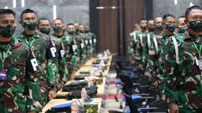 VIVA Militer: Komandan Pom TNI AD.
