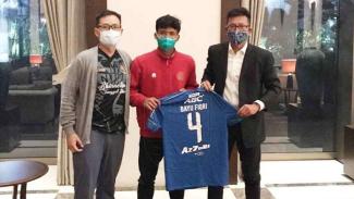 Pemain baru Persib Bandung, Bayu Mohamad Fiqri