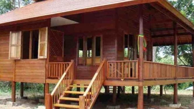 5 Tips Membangun Rumah Kayu Bisa Bertahan Sepanjang Masa