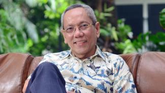 Guru Besar Paru FKUI & Mantan Direktur Regional WHO SEARO, Profesor Tjandra Yoga Aditama