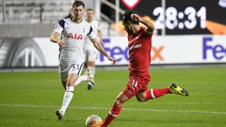Kejutan, Tottenham Hotspur Ditumbangkan Royal Antwerp