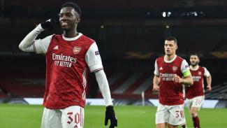 Tampil Mengganas, Amukan Arsenal Bikin Dundalk Terjungkal