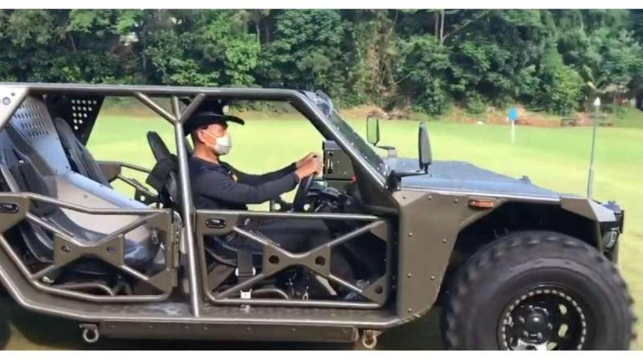 VIVA Militer : Dankormar Mayjen TNI Marinir Suhartono