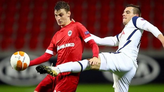 Pertandingan Royal Antwerp vs Tottenham Hotspur