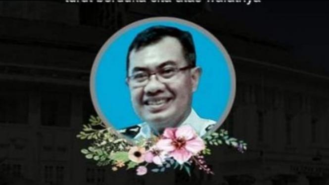 dr. Yuwono Dwiatmo meninggal karena COVID-19 (Facebook/Ari Fahrial Syam)