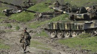 VIVA Militer: Prajurit Pasukan Pertahanan Artsakh (Nagorno-Karabakh)