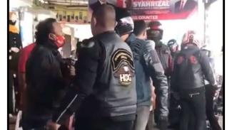 VIVA Militer : 2 Anggota TNI AD dari Kodim 0304/Agam dipukuli rombongan Moge