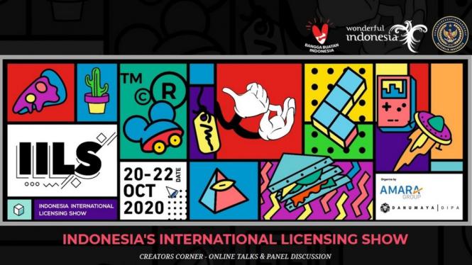 Indonesia International Licensing Show 2020