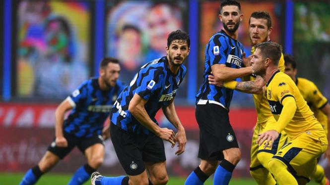 Duel Inter Milan vs Parma