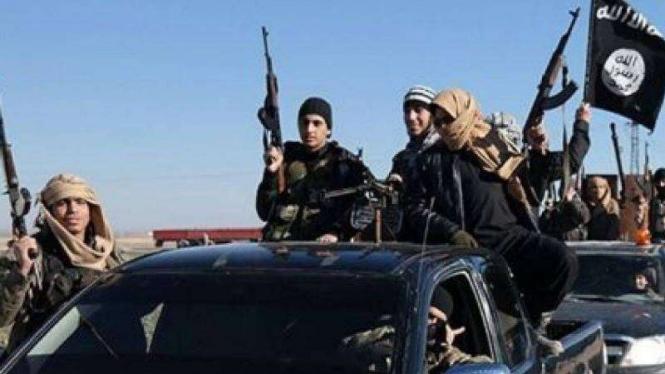 VIVA Militer: Kelompok teroris Negara Islam Irak dan Suriah (ISIS)