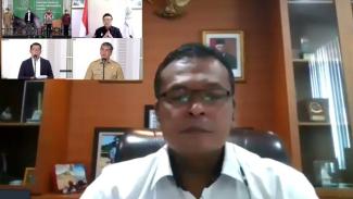 Kepala LAN Adi Suryanto