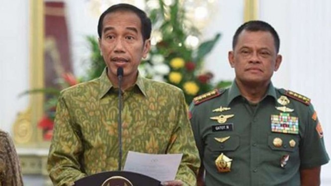 VIVA Militer: TNI.