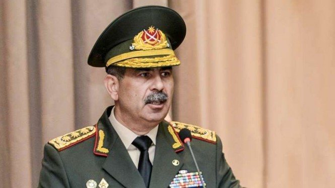 VIVA Militer: Eks Menteri Pertahanan Azerbaijan, Kolonel Jenderal Zakir Hasanov