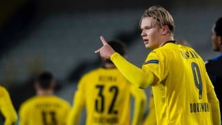 Striker Borrusia Dortmund, Erling Braut Haaland