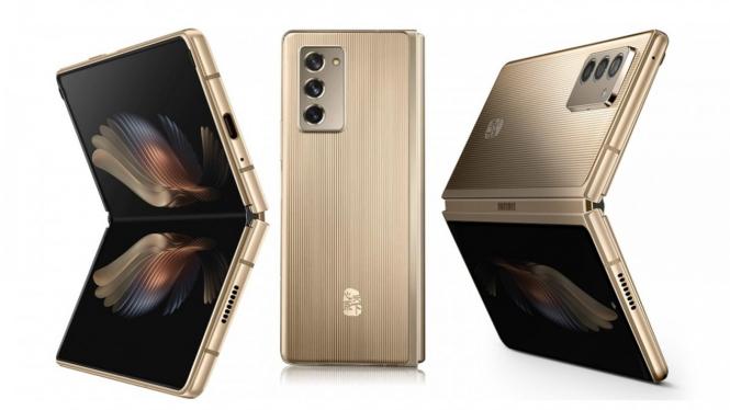 Samsung Galaxy W21 5G.