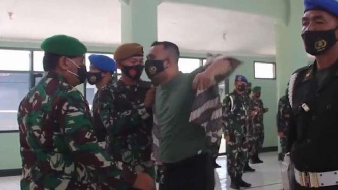 VIVA Militer: Pangdam III Siliwangi Mayjen TNI Nugroho pecat prajurit Yonarmed 4